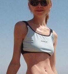 23岁姑娘25公斤怎么回事 女孩25公斤到底有多瘦