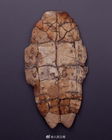 國博將首次大規模展示館藏甲骨真的嗎?中國國家博物館館藏甲骨圖片