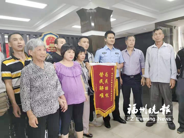 父母堅持尋找!福州男孩被拐23年后回榕認親媽