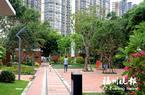 福清城区景观公园竣工开放 设计充满怀旧气息