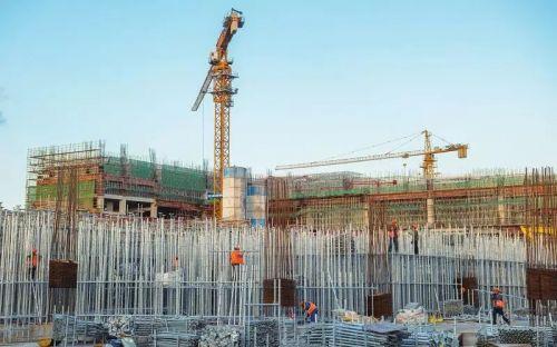 平潭高铁中心站站前广场项目技术创新助建设提速