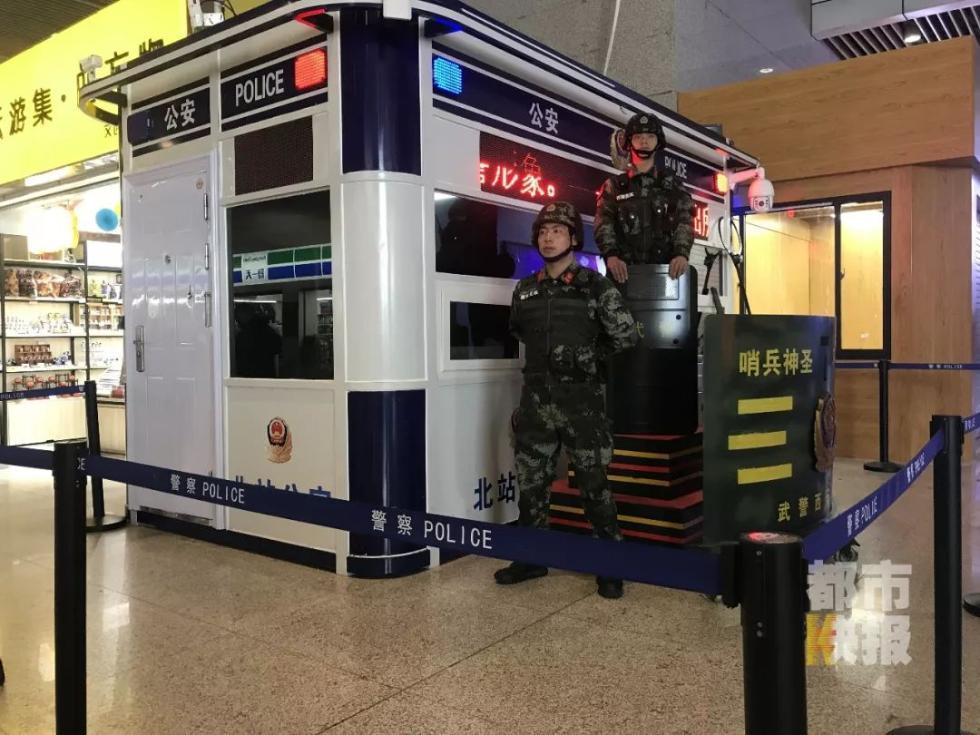 男子车站袭击武警详细经过,男子车站袭击武警原因让人无语