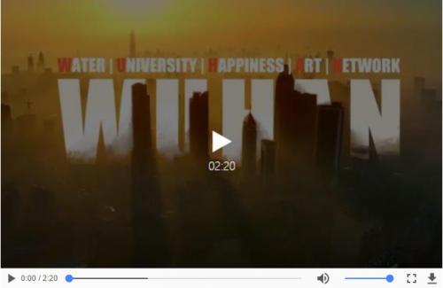 湖北广电融媒体新闻中心推出原创歌曲《世界爱武汉》,为军运加油!