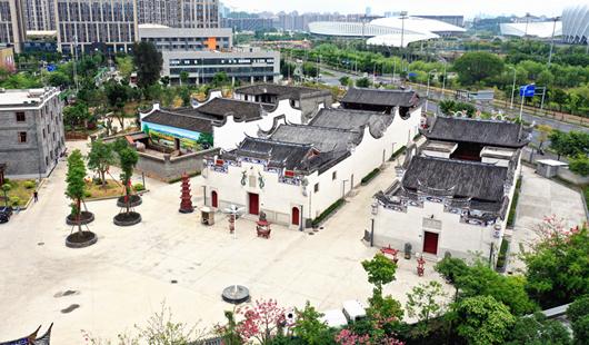 福州:倉山建新百年古厝修成鄉村博物館