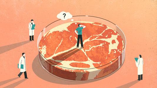 人造肉走紅 資本噱頭還是健康食品新趨勢?