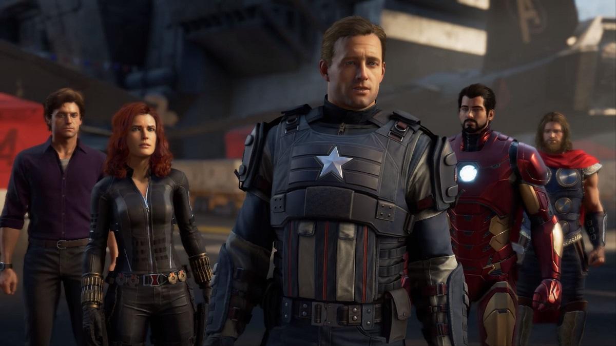 《漫威复仇者联盟》将在PS5上画质强化 有更高分辨率和帧数