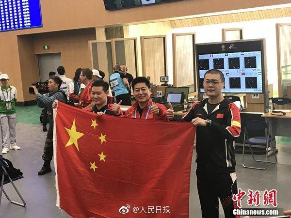 中国斩获军运会首金怎么回事?中国是怎么斩获军运会首金的?