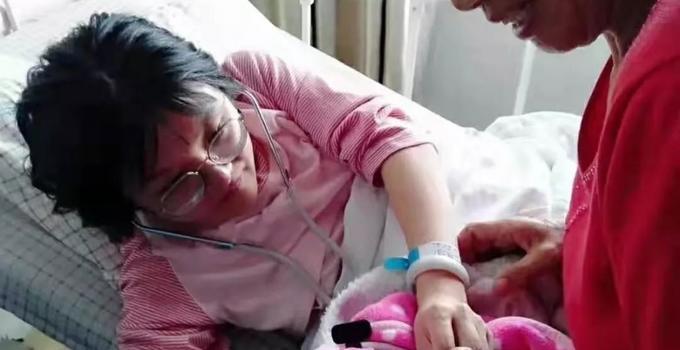 刷屏了!福州这位医生刚分娩不到3小时就为患儿听诊