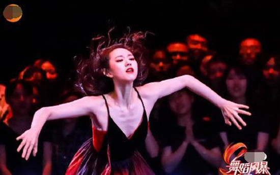 舞蹈风暴总冠军是谁?舞蹈风暴胡婕个人资料家境曝光