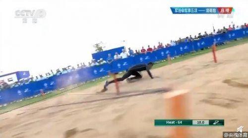 潘玉程破世界纪录什么情况 潘玉程障碍跑打破世界纪录
