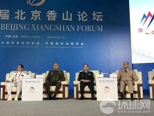 中国绝不称霸怎么回事 中国绝不称霸事件始末国防部长说了什么