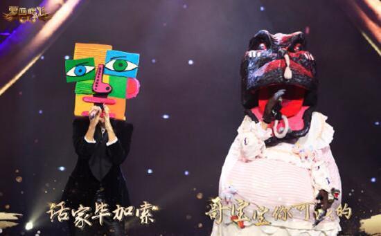 蒙面唱将第四季话家毕加索是谁 蒙面唱将毕加索是陈嘉桦吗
