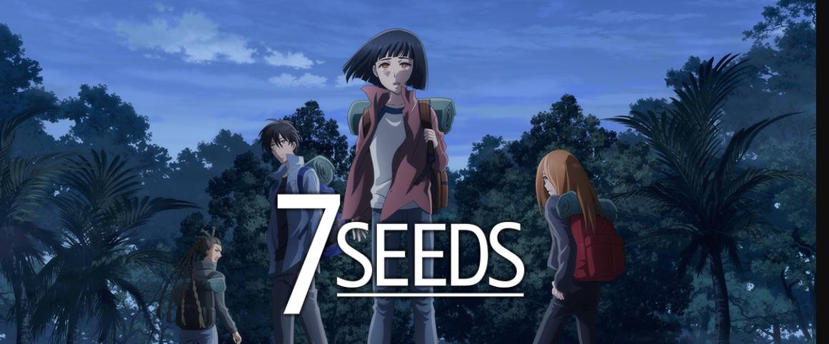 冰封末日求生!名作《7SEEDS》动画第2季公布