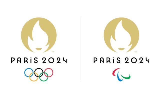 巴黎奧運會會徽公布 殘奧會會徽使用相同標志