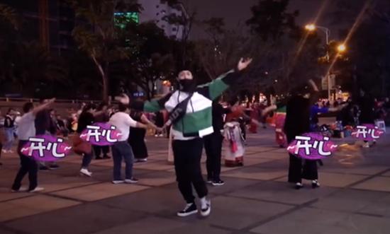 张艺兴跳广场舞怎么回事 这到底是什么情况?