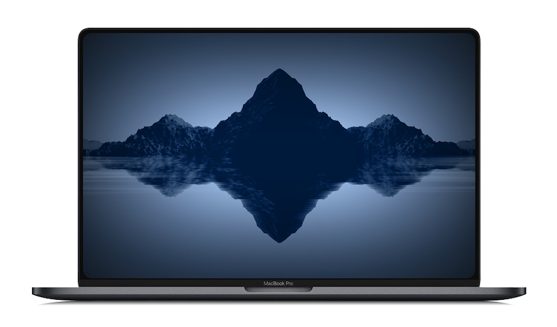 傳16英寸MacBook Pro將于本月底推出:邊框更薄