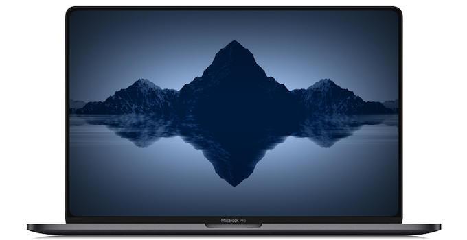 传16英寸MacBook Pro将于本月底推出:边框更薄