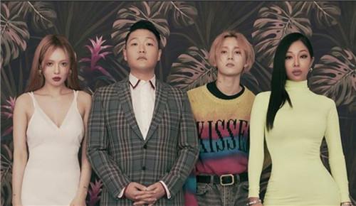 pnation公司旗下艺人有哪些 实力派女歌手Jessi、泫雅加入