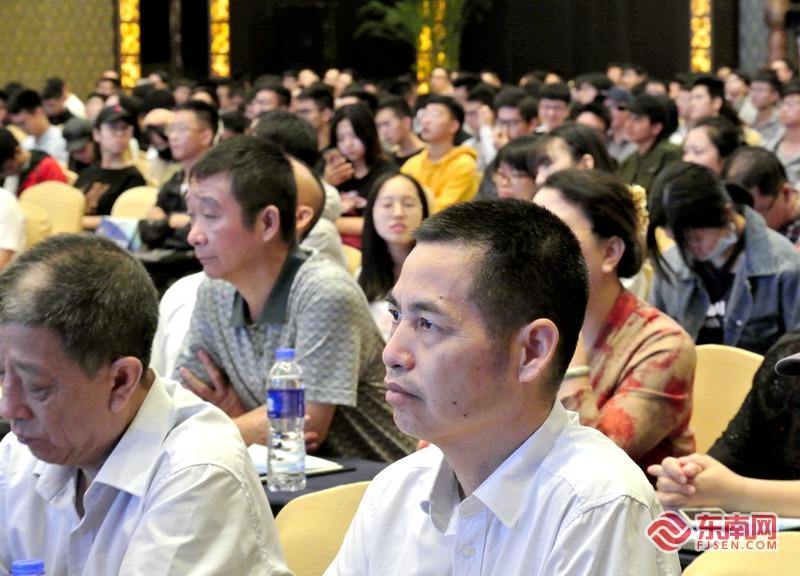 第十九屆福建省科協年會在福州開幕 聚焦3大主題板塊12場專項活動