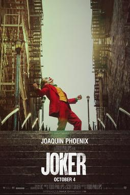 小丑电影2019中国上映时间 小丑电影在线观看完整版