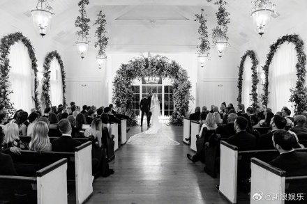 比伯婚礼现场照曝光太唯美 比伯海莉什么时候办的婚礼在哪里办的