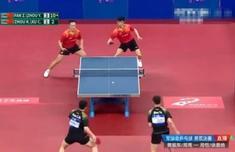 國乒軍運會第三金到手 樊振東功不可沒