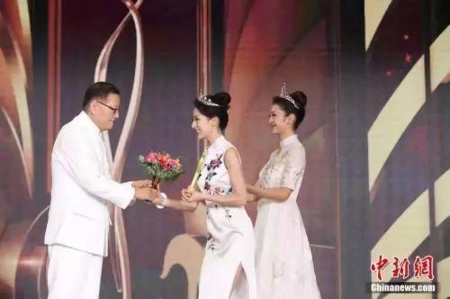 厉害了!福州姑娘陈佼怡荣获华姐大赛总冠军!