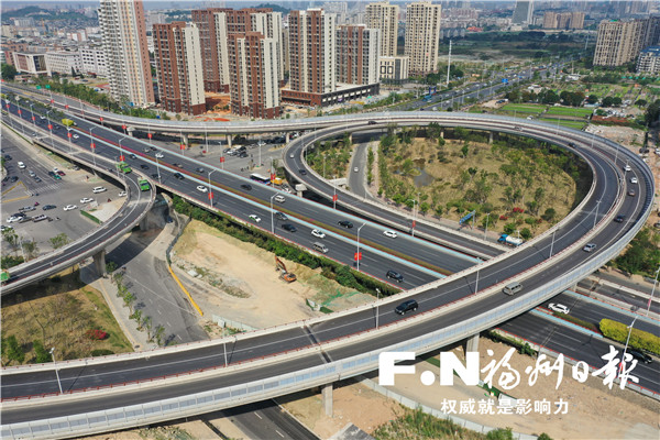 福州市建设局持续推进城区治堵项目建设 309个项目完成