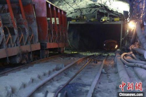 南丹矿业公司冒顶现场图曝光 南丹矿业公司冒顶事故最新消息2人死亡