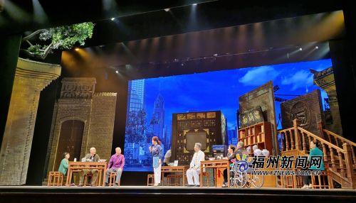 现代晋剧《起凤街》参加第十六届中国戏剧节 讴歌改革开放