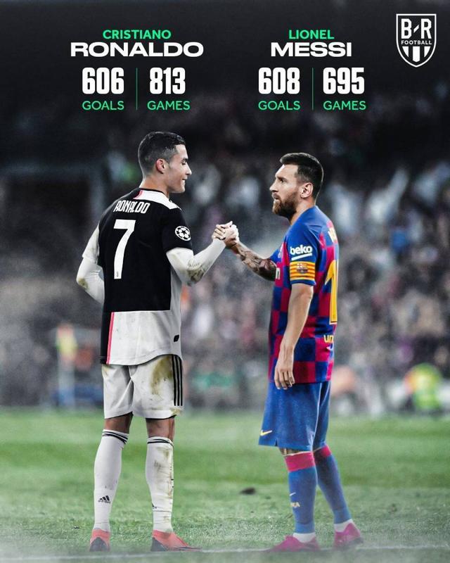梅西进球数超C罗新闻介绍 梅西生涯进球数有多少