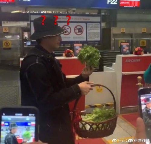 牛骏峰机场分菜怎么回事?牛骏峰为什么在机场分菜原因曝光太搞笑了