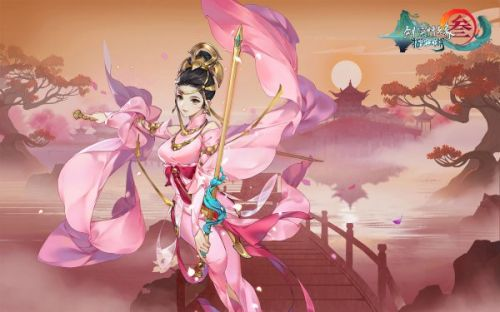 劍網3指尖江湖七秀超級武器是怎樣的 七秀神兵外觀一覽