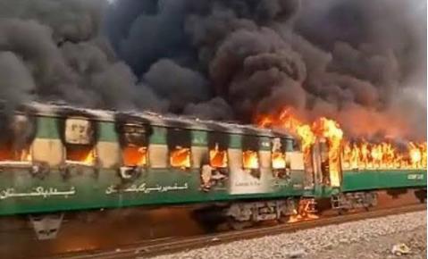 巴基斯坦火车爆炸怎么回事?巴基斯坦火车爆炸原因是什么?