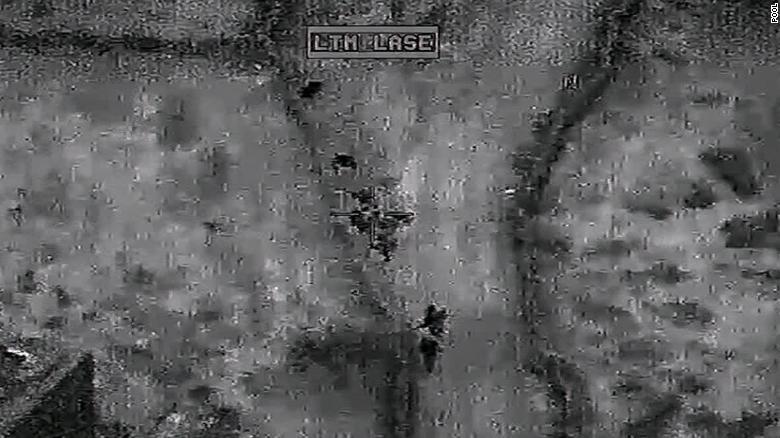 突襲IS首領視頻事件始末 美國防部公布突襲IS首領視頻畫面照片