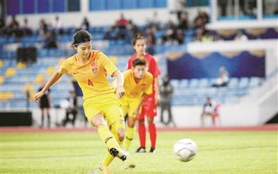 中國女足5-1緬甸 中國U19女足保留晉級希望
