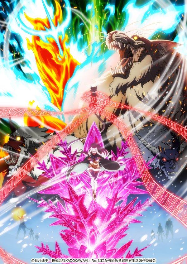 讲述前传故事 《Re:从零开始》OVA新预告公开