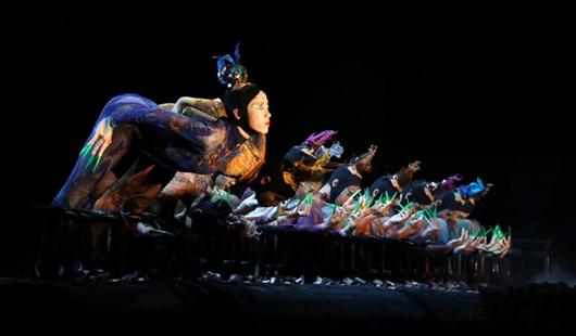 杨丽萍携舞剧《春之祭》来榕献演