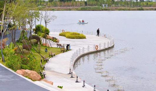 秋游好去处!一起打卡琅岐红光湖公园吧!