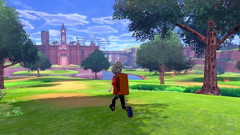 《宝可梦:剑/盾》主创专访 繁中版游戏画面曝光