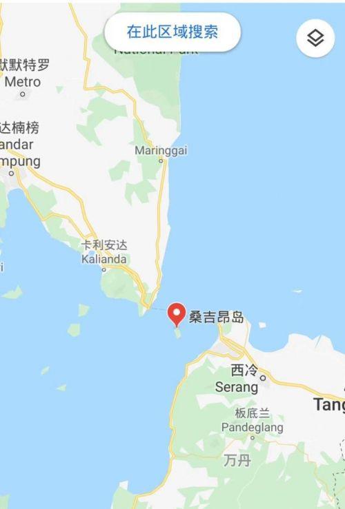 中国游客印尼失踪怎么回事 3人在印尼西爪哇万丹海域潜水时失踪