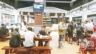 """全市学校食堂""""明厨亮灶""""覆盖率达九成以上"""