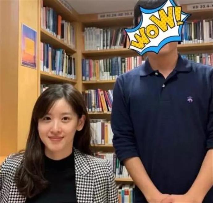 章泽天图书馆被偶遇怎么回事 奶茶妹妹章泽天近照曝光