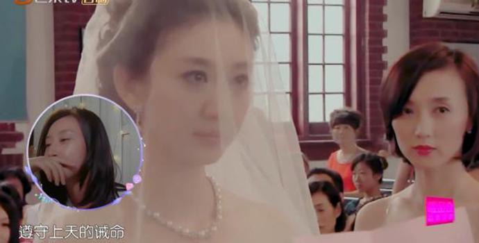 凌潇肃唐一菲婚礼视频 7年前结婚视频罕见曝光太感人