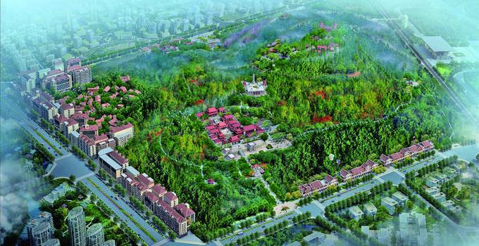 莆田塔斗山公园二期工程计划投资2600万元