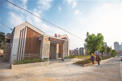 """太阳城平台实验区大力推进公厕改造项目: """"厕所革命""""让人居环境更美"""
