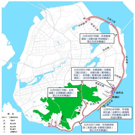 铁人三项赛本周日举行 澳门太阳城网站部分道路将实行交通限制