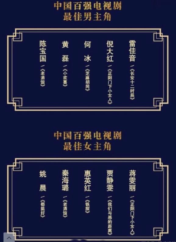 第26届华鼎奖提名名单曝光 李现肖战华鼎提名是真吗