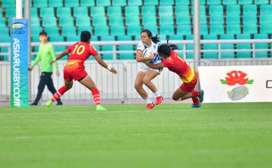 中國橄欖球進奧運 中國女子橄欖球挺進東京奧運