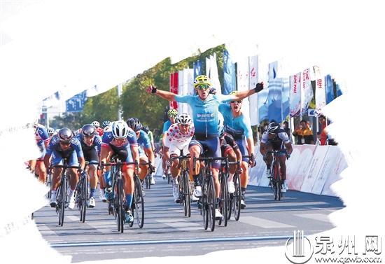 2019环泉州湾国际公路自行车赛完美收官